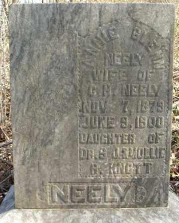 NEELY, ANNIE GLENN - Crittenden County, Arkansas   ANNIE GLENN NEELY - Arkansas Gravestone Photos