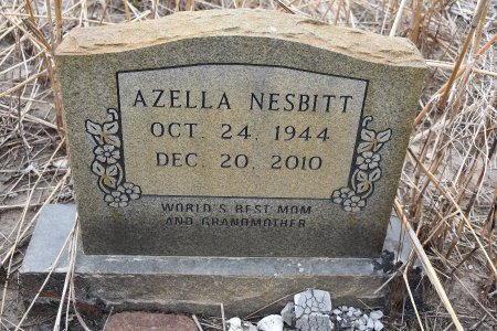 NESBITT, AZELLA - Crittenden County, Arkansas | AZELLA NESBITT - Arkansas Gravestone Photos