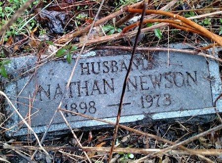 NEWSON, NATHAN - Crittenden County, Arkansas   NATHAN NEWSON - Arkansas Gravestone Photos