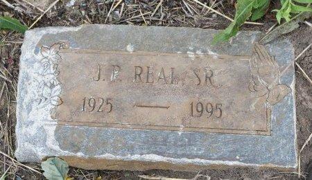 REAL, SR., J P - Crittenden County, Arkansas | J P REAL, SR. - Arkansas Gravestone Photos