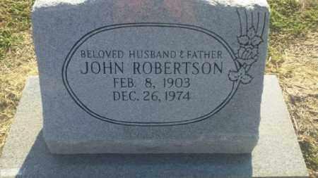 ROBERTSON, JOHN - Crittenden County, Arkansas | JOHN ROBERTSON - Arkansas Gravestone Photos