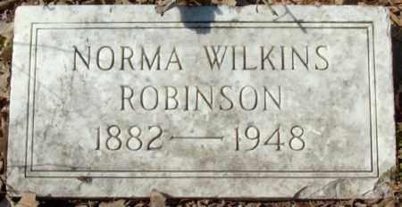 ROBINSON, NORMA WILKINS - Crittenden County, Arkansas | NORMA WILKINS ROBINSON - Arkansas Gravestone Photos