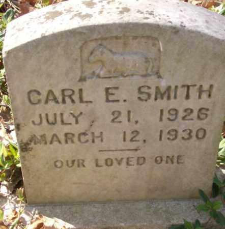 SMITH, CARL E. - Crittenden County, Arkansas | CARL E. SMITH - Arkansas Gravestone Photos