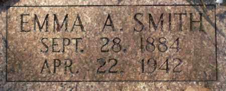 SMITH, EMMA A. - Crittenden County, Arkansas   EMMA A. SMITH - Arkansas Gravestone Photos