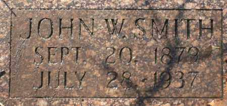 SMITH, JOHN W. - Crittenden County, Arkansas | JOHN W. SMITH - Arkansas Gravestone Photos