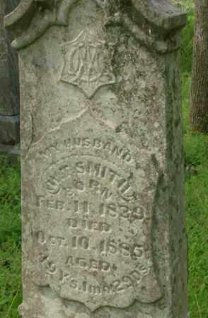 SMITH, W. T. - Crittenden County, Arkansas   W. T. SMITH - Arkansas Gravestone Photos