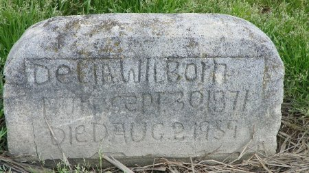 WILBORN, DELIA - Crittenden County, Arkansas | DELIA WILBORN - Arkansas Gravestone Photos