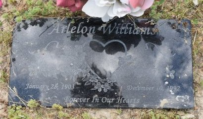 WILLIAMS, ARLELON - Crittenden County, Arkansas | ARLELON WILLIAMS - Arkansas Gravestone Photos