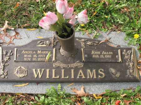 WILLIAMS, ANGELA MARIE - Crittenden County, Arkansas | ANGELA MARIE WILLIAMS - Arkansas Gravestone Photos