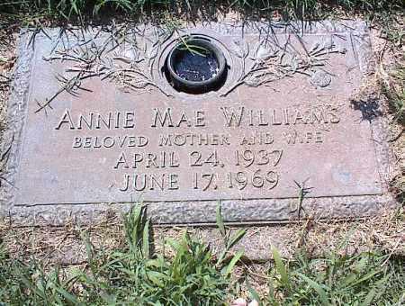 WILLIAMS, ANNIE MAE - Crittenden County, Arkansas | ANNIE MAE WILLIAMS - Arkansas Gravestone Photos
