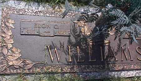WILLIAMS, ELON O - Crittenden County, Arkansas | ELON O WILLIAMS - Arkansas Gravestone Photos