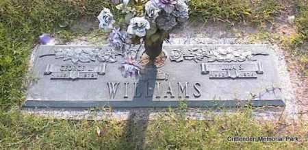 WILLIAMS, GEORGE L - Crittenden County, Arkansas | GEORGE L WILLIAMS - Arkansas Gravestone Photos