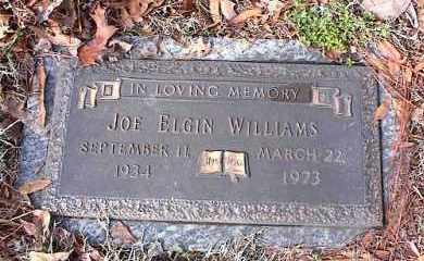 WILLIAMS, JOE ELGIN - Crittenden County, Arkansas | JOE ELGIN WILLIAMS - Arkansas Gravestone Photos
