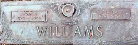 WILLIAMS, JAMES E - Crittenden County, Arkansas | JAMES E WILLIAMS - Arkansas Gravestone Photos