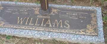 "WILLIAMS, JOSEPH ""JACK"" - Crittenden County, Arkansas   JOSEPH ""JACK"" WILLIAMS - Arkansas Gravestone Photos"