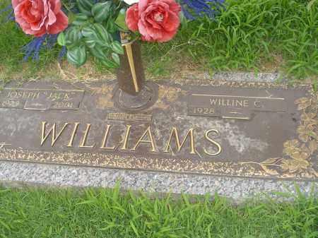 "WILLIAMS, JOSEPH ""JACK"" - Crittenden County, Arkansas | JOSEPH ""JACK"" WILLIAMS - Arkansas Gravestone Photos"