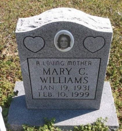 WILLIAMS, MARY C. - Crittenden County, Arkansas | MARY C. WILLIAMS - Arkansas Gravestone Photos