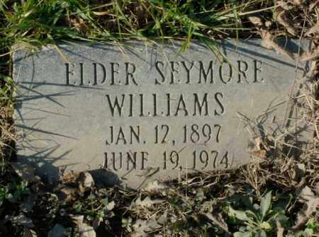 WILLIAMS, SEYMORE ELDER - Crittenden County, Arkansas | SEYMORE ELDER WILLIAMS - Arkansas Gravestone Photos