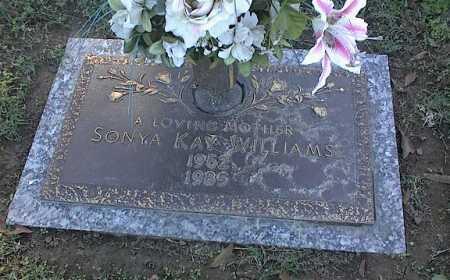 WILLIAMS, SONYA KAY - Crittenden County, Arkansas | SONYA KAY WILLIAMS - Arkansas Gravestone Photos