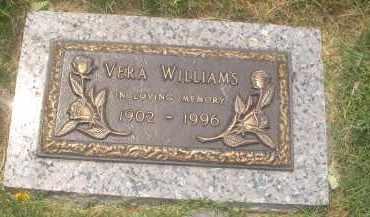 WILLIAMS, VERA - Crittenden County, Arkansas | VERA WILLIAMS - Arkansas Gravestone Photos