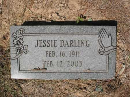 DARLING, JESSIE - Cross County, Arkansas | JESSIE DARLING - Arkansas Gravestone Photos