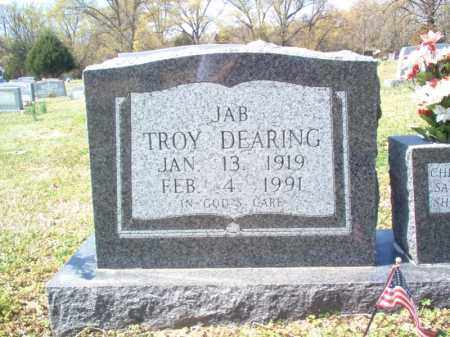 "DEARING, TROY ""JAB"" - Cross County, Arkansas 