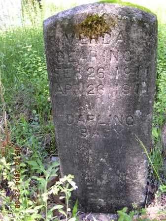 DEARING, VERDA - Cross County, Arkansas | VERDA DEARING - Arkansas Gravestone Photos