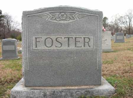 FOSTER FAMILY STONE, . - Cross County, Arkansas   . FOSTER FAMILY STONE - Arkansas Gravestone Photos