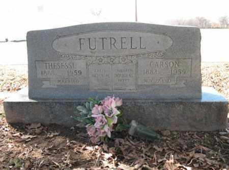 FUTRELL, CARSON - Cross County, Arkansas | CARSON FUTRELL - Arkansas Gravestone Photos