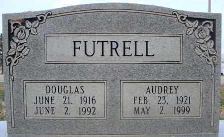 FUTRELL, AUDREY - Cross County, Arkansas | AUDREY FUTRELL - Arkansas Gravestone Photos