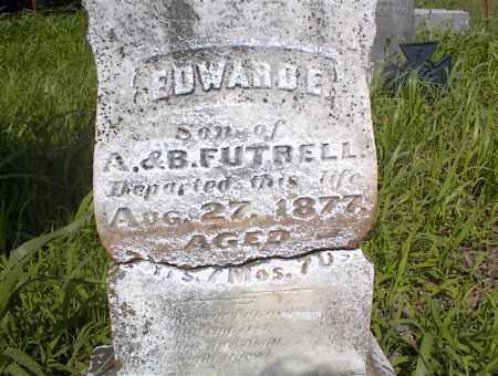 FUTRELL, EDWARD E - Cross County, Arkansas | EDWARD E FUTRELL - Arkansas Gravestone Photos