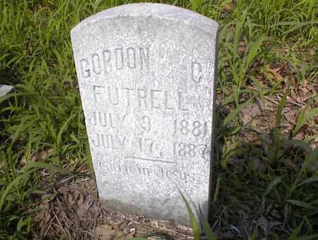 FUTRELL, GORDON C - Cross County, Arkansas | GORDON C FUTRELL - Arkansas Gravestone Photos