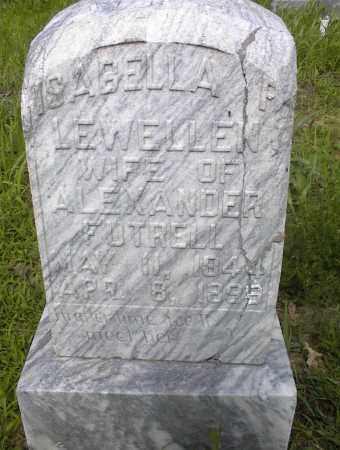 FUTRELL, ISABELLA F - Cross County, Arkansas | ISABELLA F FUTRELL - Arkansas Gravestone Photos