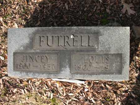 FUTRELL, JINCEY - Cross County, Arkansas | JINCEY FUTRELL - Arkansas Gravestone Photos