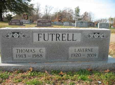 FUTRELL, LAVERNE - Cross County, Arkansas | LAVERNE FUTRELL - Arkansas Gravestone Photos