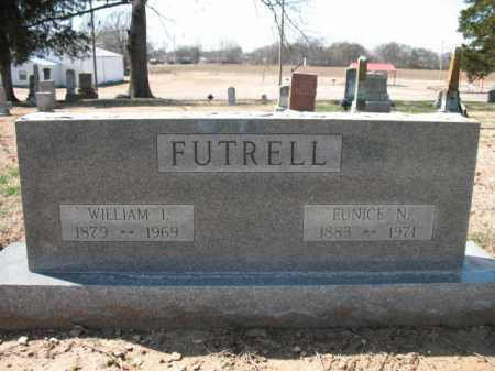 FUTRELL, WILLIAM I - Cross County, Arkansas | WILLIAM I FUTRELL - Arkansas Gravestone Photos