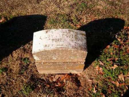 GORDON, LADY - Cross County, Arkansas | LADY GORDON - Arkansas Gravestone Photos