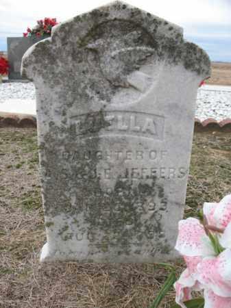JEFFERS, LUELLA - Cross County, Arkansas | LUELLA JEFFERS - Arkansas Gravestone Photos