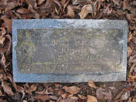 JOHNSON, BILLY EUGENE - Cross County, Arkansas | BILLY EUGENE JOHNSON - Arkansas Gravestone Photos
