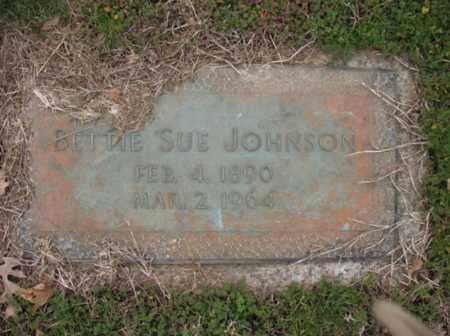 JOHNSON, BETTIE SUE - Cross County, Arkansas | BETTIE SUE JOHNSON - Arkansas Gravestone Photos