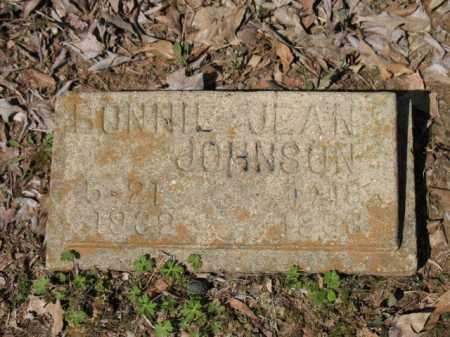 JOHNSON, BONNIE JEAN - Cross County, Arkansas | BONNIE JEAN JOHNSON - Arkansas Gravestone Photos