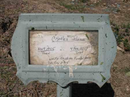 JOHNSON, CHARLES - Cross County, Arkansas | CHARLES JOHNSON - Arkansas Gravestone Photos