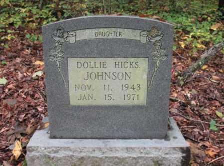 JOHNSON, DOLLIE - Cross County, Arkansas   DOLLIE JOHNSON - Arkansas Gravestone Photos