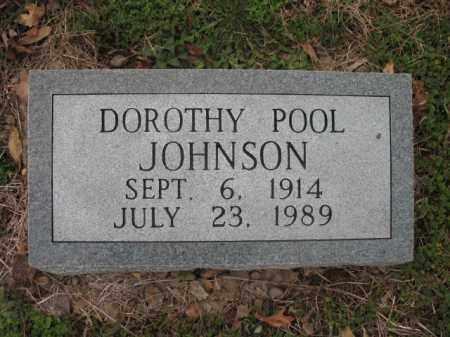 JOHNSON, DOROTHY - Cross County, Arkansas   DOROTHY JOHNSON - Arkansas Gravestone Photos