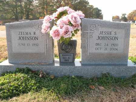 JOHNSON, JESSIE STEVEN - Cross County, Arkansas   JESSIE STEVEN JOHNSON - Arkansas Gravestone Photos