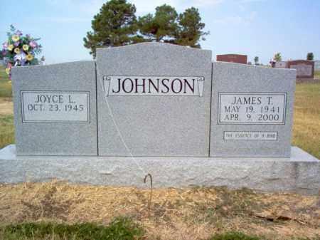 JOHNSON, JAMES T - Cross County, Arkansas | JAMES T JOHNSON - Arkansas Gravestone Photos