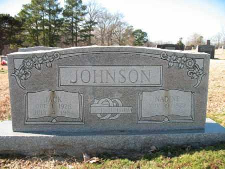 JOHNSON, JACK - Cross County, Arkansas | JACK JOHNSON - Arkansas Gravestone Photos