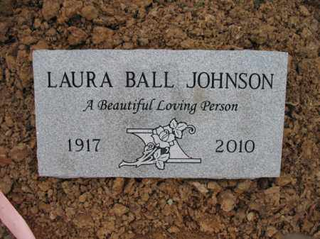 JOHNSON, LAURA - Cross County, Arkansas   LAURA JOHNSON - Arkansas Gravestone Photos
