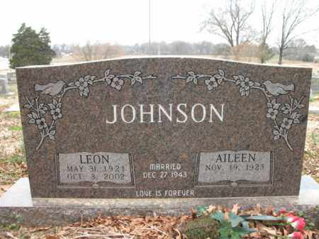 JOHNSON, LONNIE LEON - Cross County, Arkansas | LONNIE LEON JOHNSON - Arkansas Gravestone Photos