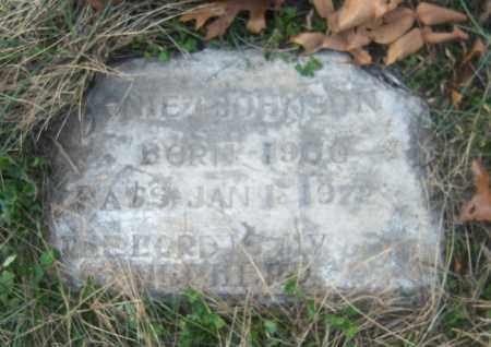 JOHNSON, ONIE - Cross County, Arkansas   ONIE JOHNSON - Arkansas Gravestone Photos